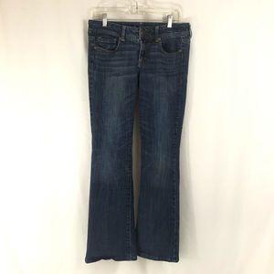 American Eagle Stretch Original Boot Jeans Size 8